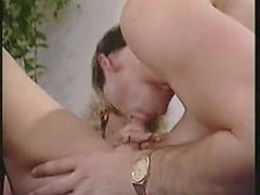 Nasty Tranny Bitch Sticks Her Dick In A Guys Mouth