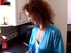 Mature Housewife Services Gigantic Cock