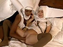 Some Soldiers Get Some Sweet Pussy From Nuns